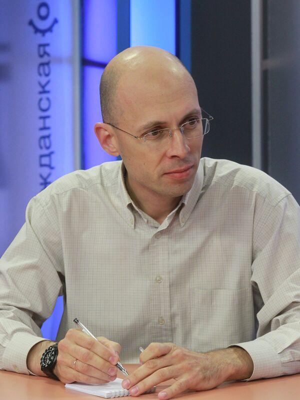 Sergei Aslanyan - Sputnik International