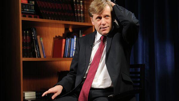 U.S. Ambassador to Russia Michael McFaul - Sputnik International