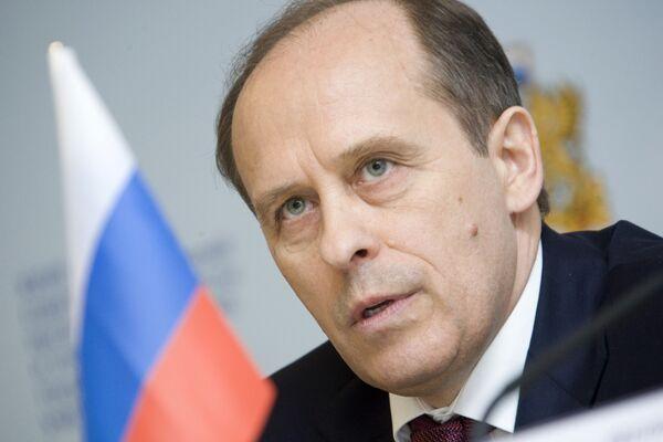 Federal Security Service (FSB) chief Alexander Bortnikov - Sputnik International
