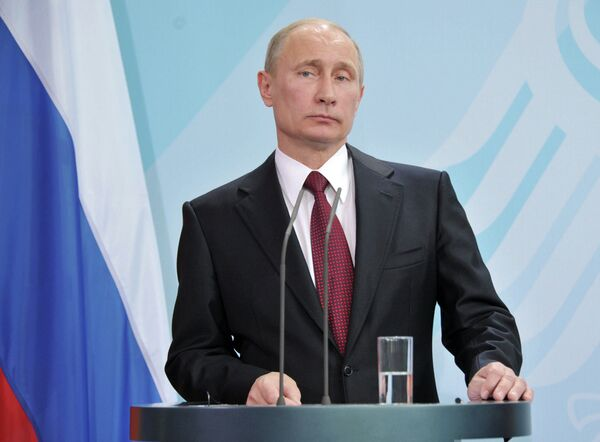 Russia's President Vladimir Putin - Sputnik International