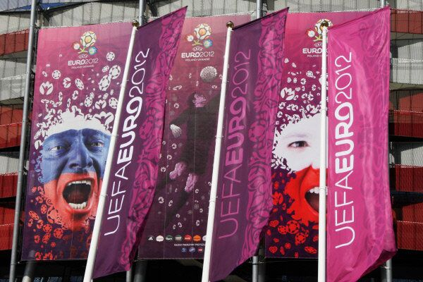 Euro 2012 - Sputnik International