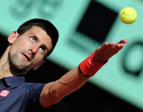 Novak Djokovic - Sputnik International