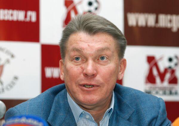 Oleg Blokhin - Sputnik International