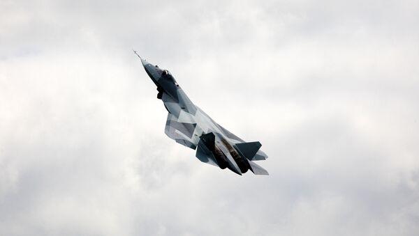 T-50 fighter jet - Sputnik International