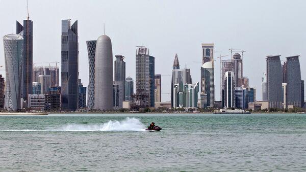 Qatar's capital, Doha - Sputnik International