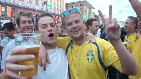 Football fans in Ukraine - Sputnik International