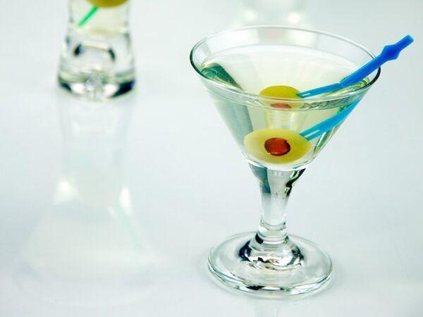 Martini cocktail - Sputnik International