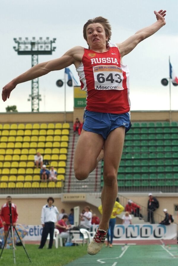 Sergei Morgunov. Archive - Sputnik International