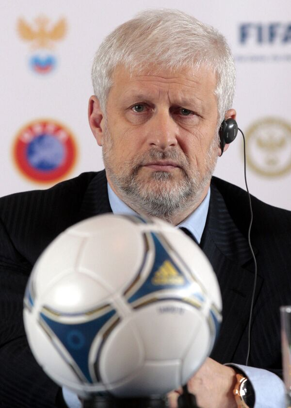 Sergei Fursenko - Sputnik International