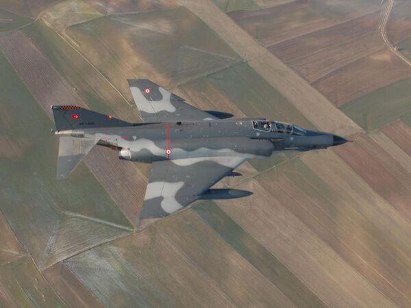 Turkish F-4 Phantom jet - Sputnik International
