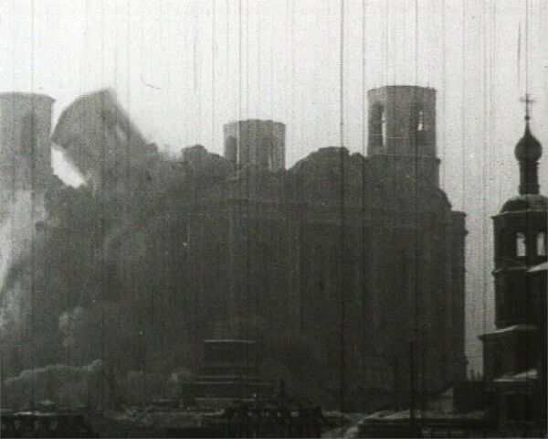 Russia's main cathedral was destroyed in Soviet times - Sputnik International