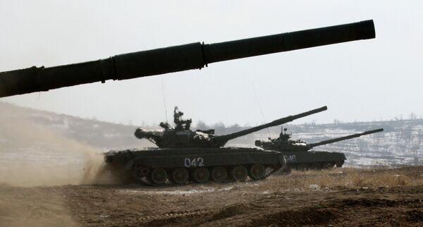 T-72 - Sputnik International