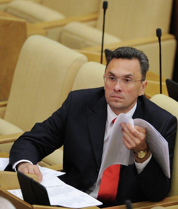Vladimir Bessonov - Sputnik International
