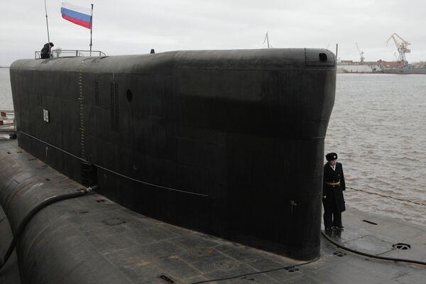 Borey class strategic submarine, the Alexander Nevsky - Sputnik International