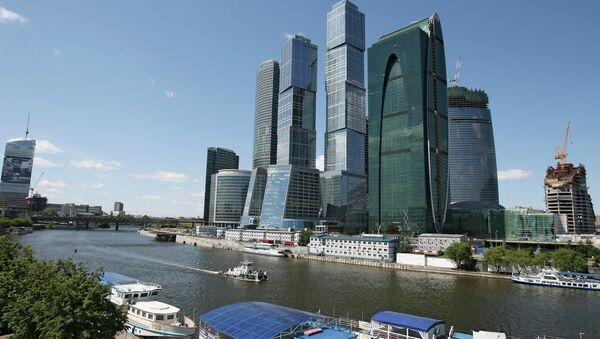 Moscow International Business Center - Sputnik International