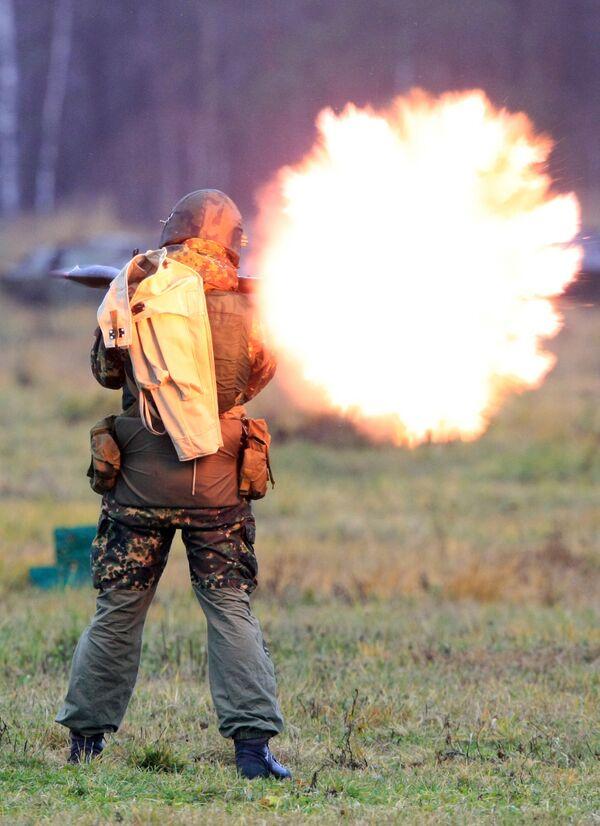 Jordan Opens Plant to Make Russian Grenade Launchers - Sputnik International