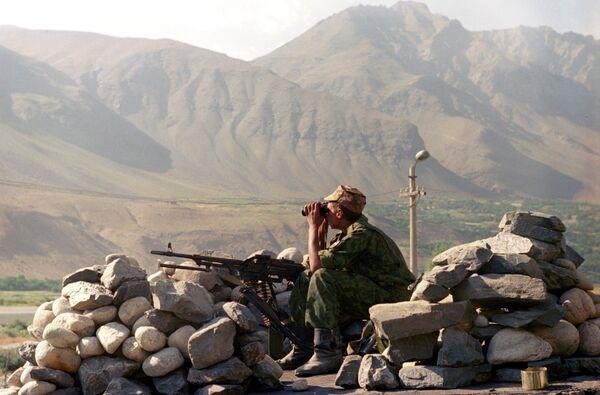 Protesters in Tajik Region Demand Troop Withdrawal - Sputnik International