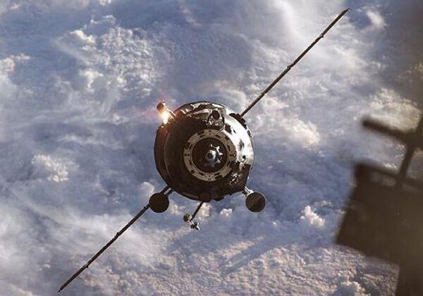 Russian Progress-M Spacecraft Burns Up Over Pacific - Sputnik International