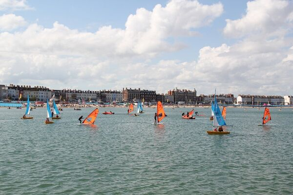 Sailing Competitions and Seaside Attractions at the 2012 Olympics - Sputnik International