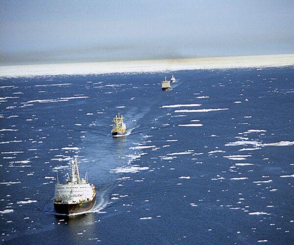 Northern Sea Route  - Sputnik International