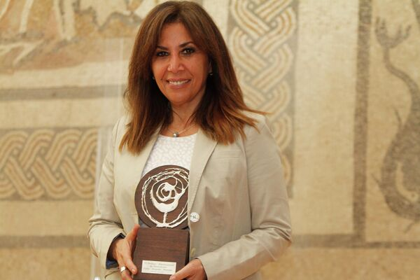 Shahira Amin, Egyptian journalist, the former deputy head of Egyptian state-owned Nile TV and one of its senior anchors - Sputnik International