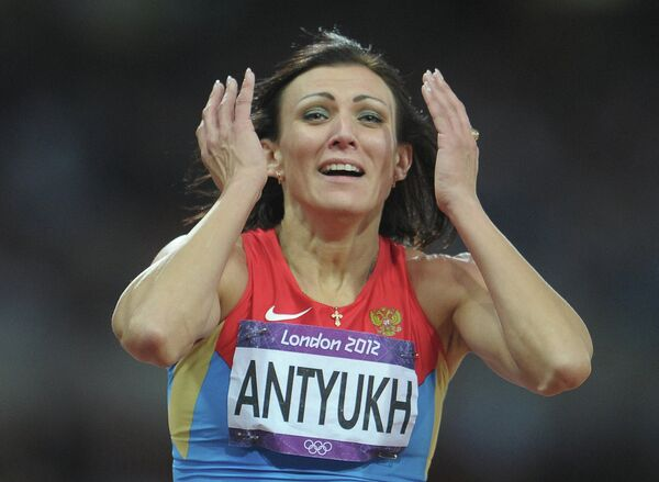 Natalya Antyukh  - Sputnik International