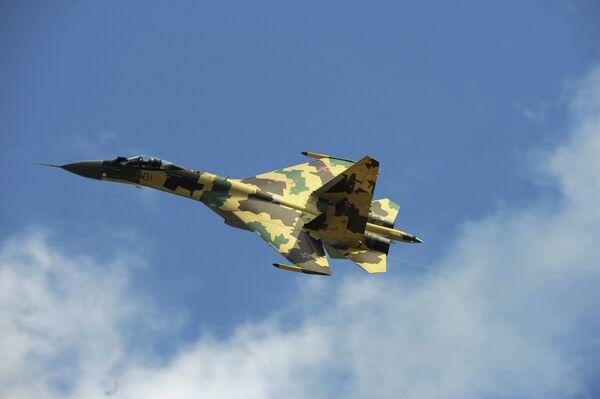 Su-35 multirole fighter - Sputnik International