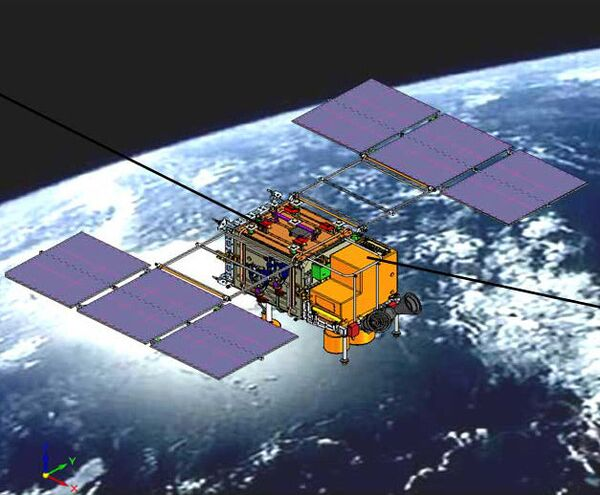 Kanopus-B - Sputnik International