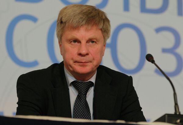 Nikolai Tolstykh - Sputnik International