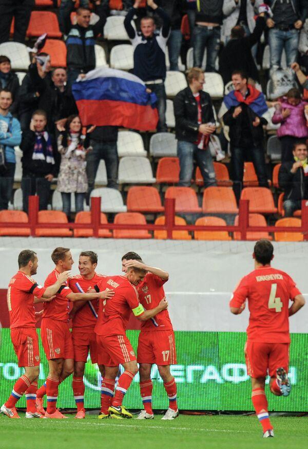 Capello's Russia Labor to Win Over Drab N.I. - Sputnik International