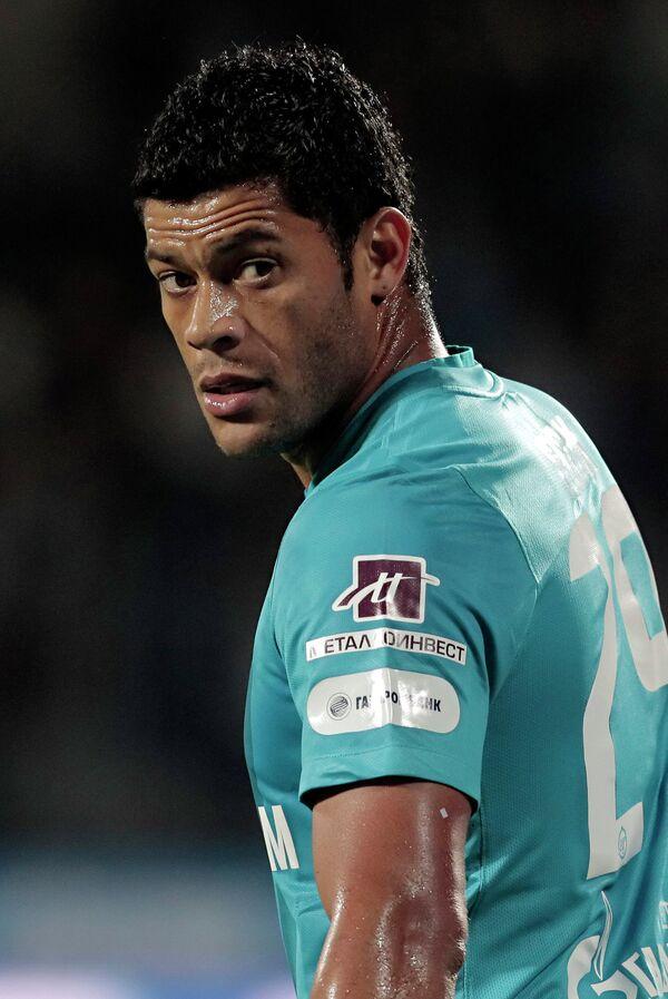Football: Zenit's Hulk Not for Sale – Coach - Sputnik International