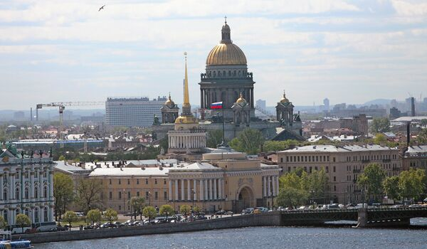 St. Petersburg is the second largest city in Russia, after Moscow. - Sputnik International