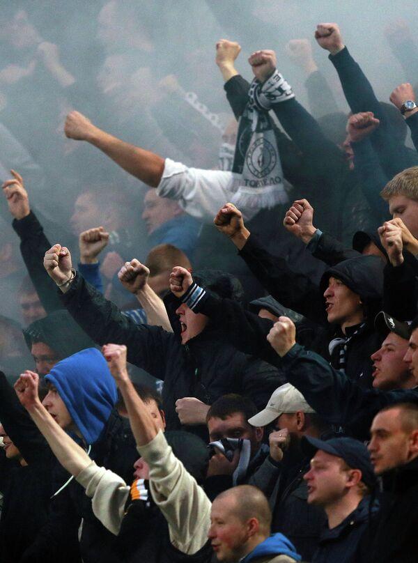 Torpedo supporters - Sputnik International