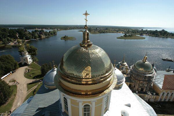 Orthodox Christians Lack Churches – Study - Sputnik International