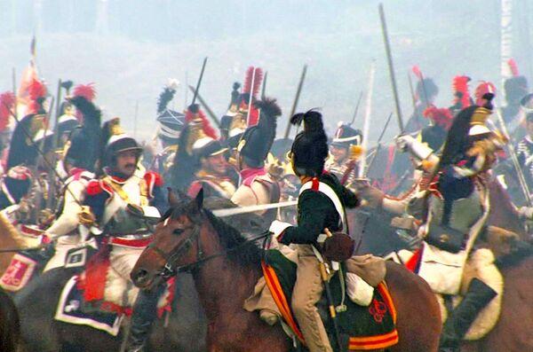 From Rapier to Broadsword: Reenacting the War of 1812 - Sputnik International
