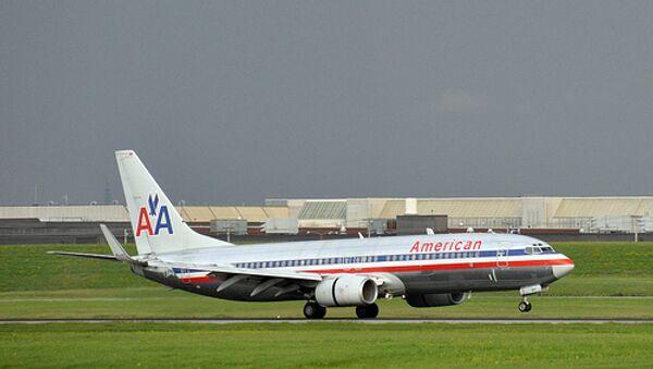 American Airlines jet - Sputnik International