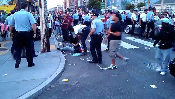 U.S. Police open probe after 'Brutality' video does viral  - Sputnik International