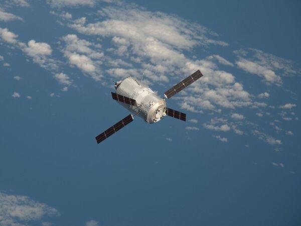 European Space Agency's Edoardo Amaldi Automated Transfer Vehicle-3 (ATV-3) - Sputnik International