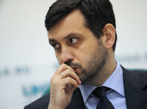 Church spokesman Vladimir Legoida - Sputnik International