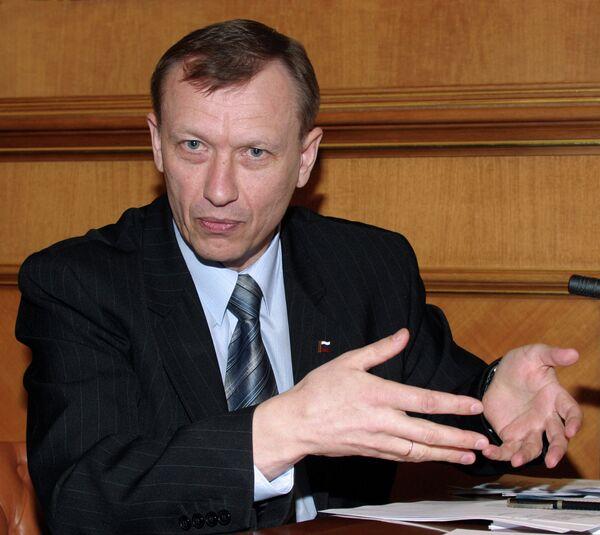 Bryansk Governor Nikolai Denin - Sputnik International