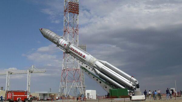 Proton-M launch vehicle - Sputnik International