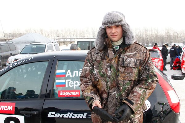 Mikhail Aleshin - Sputnik International