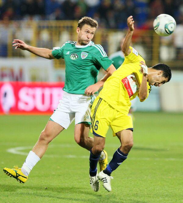 Anzhi Reel in CSKA with Derby Win Over Terek         - Sputnik International