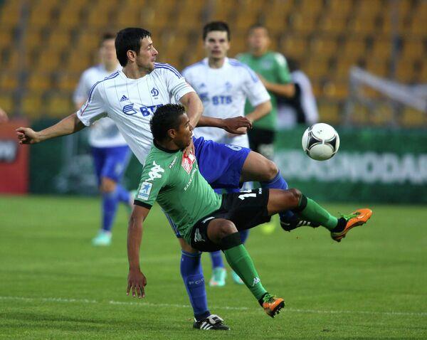 Krasnodar Spoil Dynamo Recovery With 2-0 Win      - Sputnik International