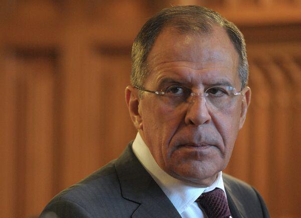 Russia Ready to Expand Ties with Georgia - FM Lavrov - Sputnik International