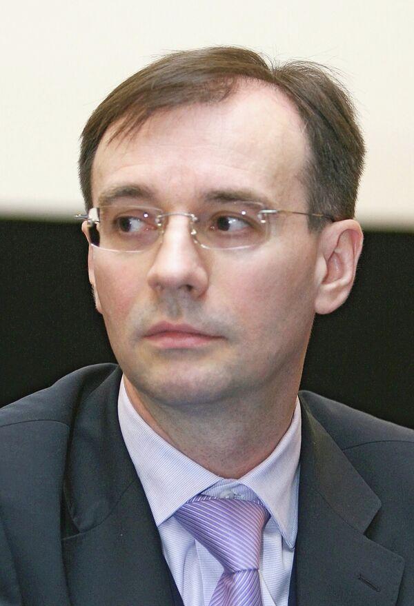 Yuri Urlichich - Sputnik International