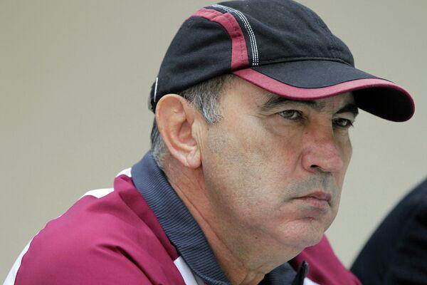 Berdyev Keen to Remain at Rubin Kazan         - Sputnik International
