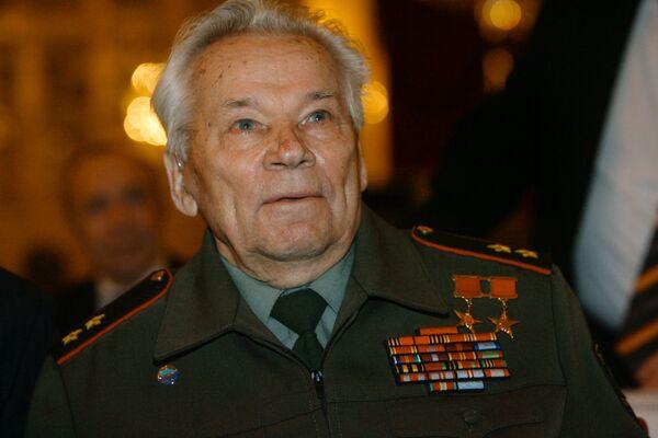 Mikhail Kalashnikov - Sputnik International