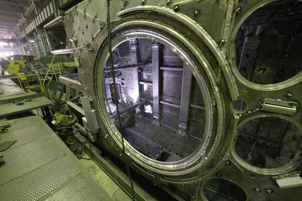 Russian defense firm Kurganmashzavod (archive) - Sputnik International
