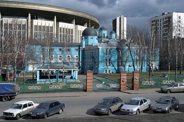 Moscow Mosque    - Sputnik International